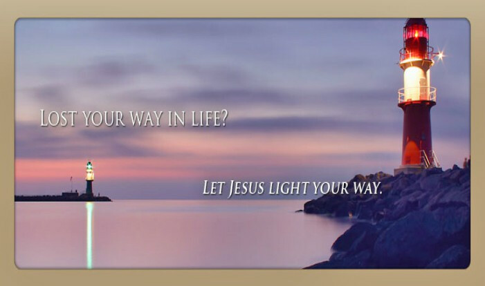 Let Jesus Light Your Way