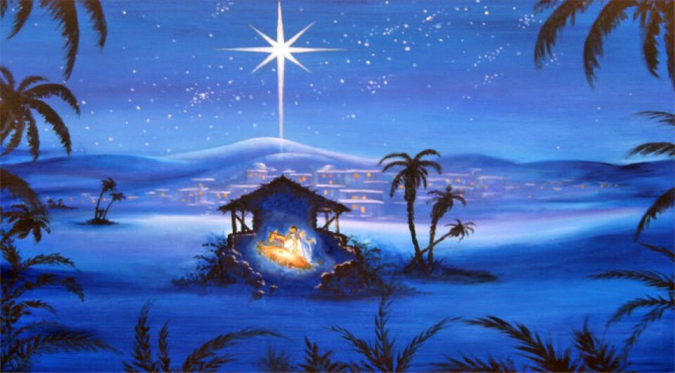 Bring Your Gift to the Manger